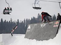 Oscyp Snowboard Contest 2014 - Marek Rauba