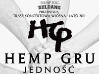 "Trasa koncertowa Hemp Gru - ""Jedność"""