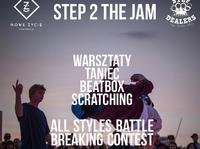 STEP TO THE JAM
