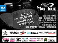 BMXowe Otwarcie Bowla