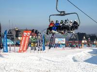 Rumunia, Bułgaria i Szwajcaria jeździ na nartach