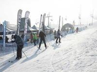 Zdjęcia ze SNOW EXPO SKI TEST 2020