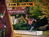 Jarek Ruszczak w Kamuflage*