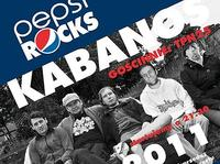 PEPSI ROCKS! presents Kabanos gościnnie: TPN 25