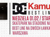 KAMUFLAGE* X DCshoes best line contest!