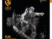 Oficjalny plakat i harmonogram - Lublin Sportival 2015