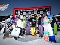 Zwycięzcy Kia Snow Cup 2011