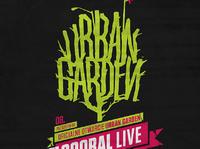 Gooral Live x Dusty Digital - oficjalne otwarcie Urban Garden