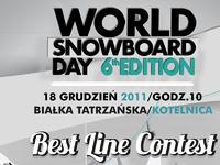 Światowy Dzień Snowboardu '11 w Białce