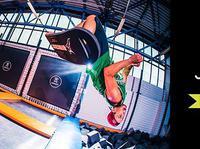 Vol.2 JUMPCITY Freestyle Camp - Szkolenie akrobatyczne SNB & FS