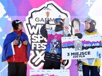 Podium PE FIS Ski Men