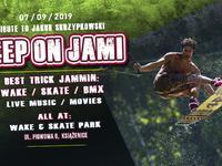Keep On Jami - Książenice