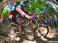Downhill Contest na górze Żar
