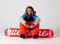 John Jackson w teamie Burton Snowboards