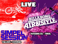 Simpel Session i Air&Style - LIVE