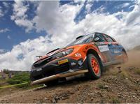 Subaru Poland Rally Team na czele w Grecji