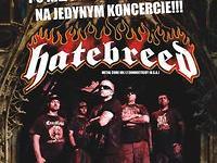 HATEBREED w Warszawie
