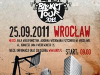 AND1 BASKET MUSIC TOUR 2011 we Wrocławiu