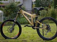 Santa Cruz V10 limited edition - gold - skradziony!