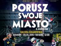Porusz Swoje Miasto z Rockstar - Kraków