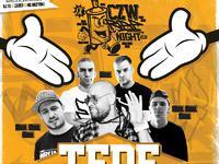 CZW RAP NIGHT 2016 - Człuchów