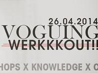 26.04 Warszawa: VOGUING WERKKKOUT!