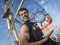 Tauri Vahesaar po raz drugi zwycięża Red Bull Slackship w Gdyni