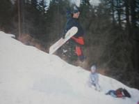 Snowboarding lata dziewięćdziesiąte