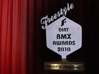 Gala Freestyle BMX Awards 2010