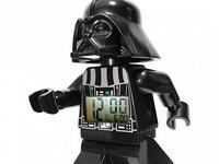 LEGO Star Wars Darth Vader - Zegarek z budzinikem