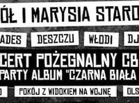 14.12 Warszwa: Sokół i Marysia Starosta w 1500m2 - pożegnalny koncert Czystej Brudnej Prawdy / release party Czarnej Białej Magi