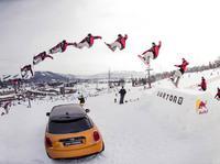 Oscyp Snowboard Contest 2015