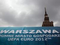 Warszawa i szał Euro 2012 - Dumne Miasto Gospodarz