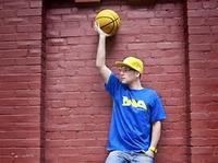 "DNA kolor ""First Pack"" Blue/ Yellow - T-shirt"