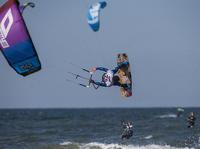 FKC 2015 - Widowiskowy finał PP i MP w kitesurfingu
