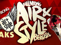 Billabong Air & Style 2012 na żywo w sobotę