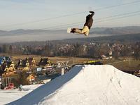 World Snowboard Day 2015 w Białce Tatrzańskiej