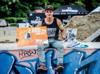 WOMBAT Dirt Jumping Cup – pierwsze rozstrzygnięcia Extreme Day