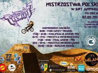 XIII Edycja Mistrzostw Polski MTBMX Milanówek