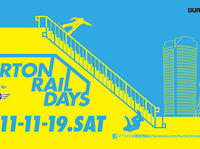 Burton Rail Days Tokio