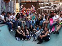 Skaterki zdobywają Berlin