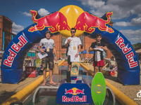 Red Bull Skim It vol. 9 - podium PRO