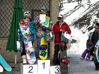 Mistrzostwa Polski w snowboardzie - wyniki