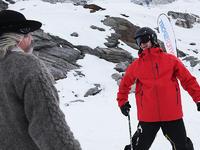 Rocker Ski Test w Hintertux