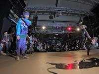 Breakdance w Basenie Artystycznym