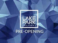 Lake Park Pre-Opening Weekend 2016