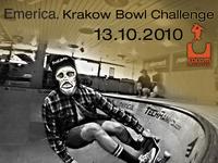 Emerica Krakow Bowl Challenge