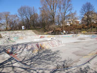 Skatepark Sosnowiec - Zagórze
