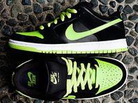"Nike SB Dunk Low Pro ""Neon J-Pack"""