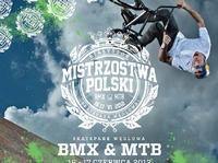 Mistrzostwa Polski MTBMX 2012 Skatepark Węglowa Bialystok